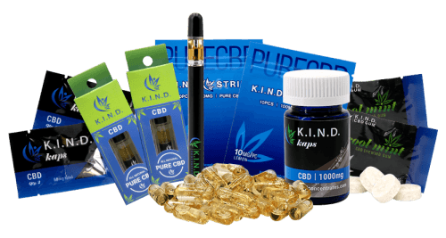 KIND Concentrates CBD Products