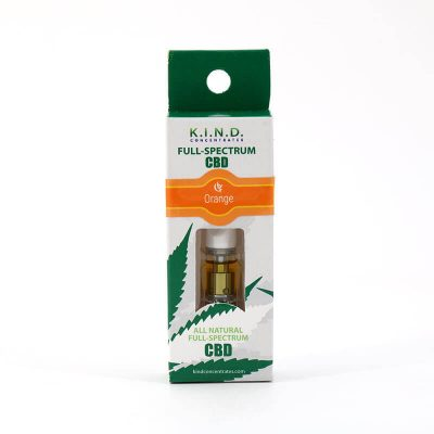 CBD oil vape pen cartridge