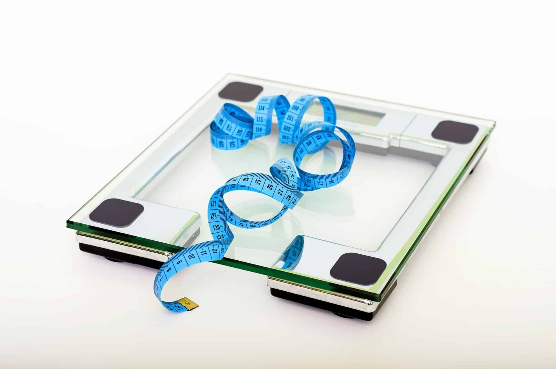 digital scales and measure for weight management